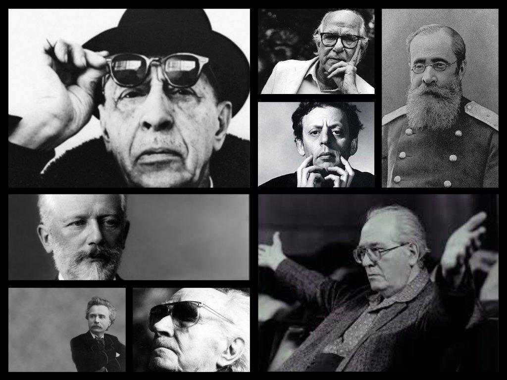 Stravisnsky - Petrushka, Joaquín Rodrigo - El concierto d...