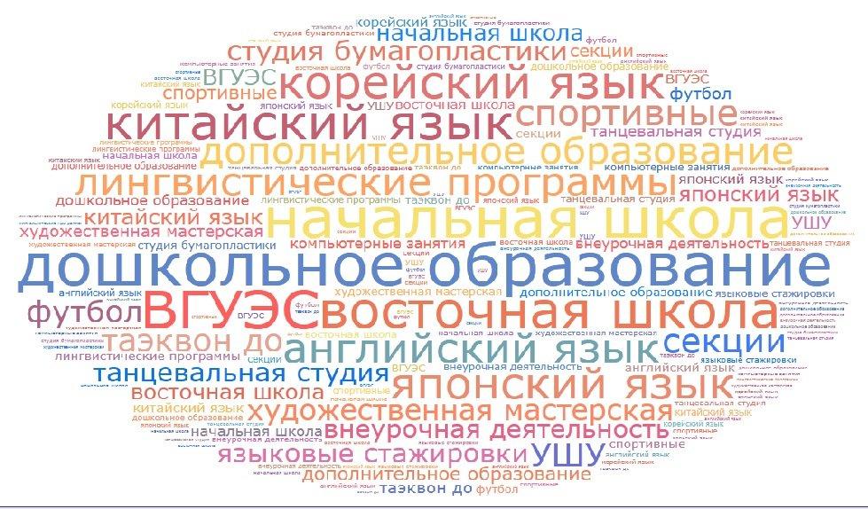 """НОШДС """"Восточная школа"""" ВГУЭС"""