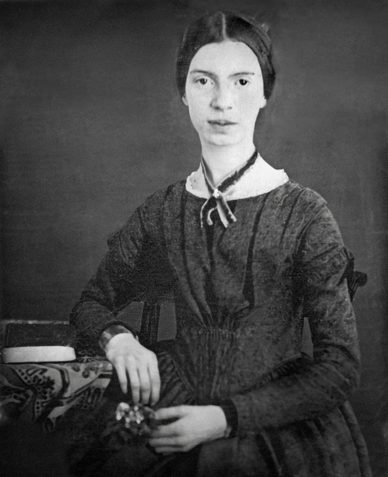 Biography Of Emily Dickinson All Poems Of Emily Dickins