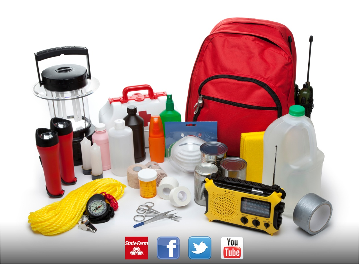 How to build a disaster preparedness kit