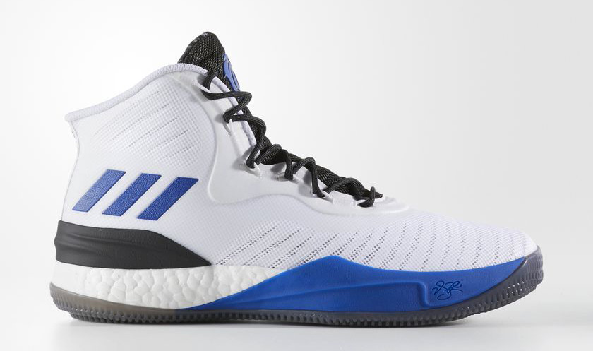 Current Shoe: Adidas D Rose 8