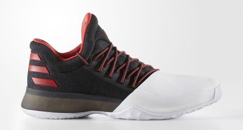 hot sale online c7f9e 59a69 Current Shoe Adidas Harden Vol. 1