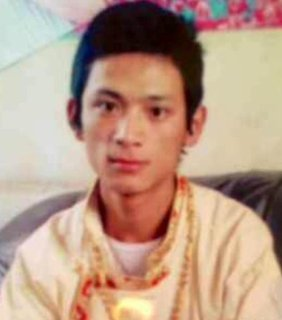 22 Year Old Lhamo Tashi Died After Setting Himself On Fire In Protest Against Chinas Occupation Of Tibet 17 September 2014 Tsoe City Kanlho