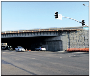 Structurally deficient' freeway bridges in Riverside County