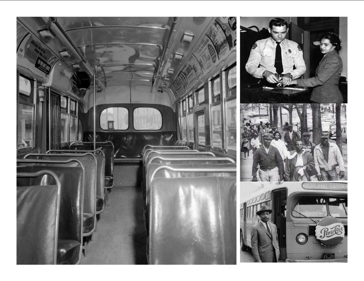 the montgomery bus boycott Montgomery bus boycott - free download as pdf file (pdf), text file (txt) or read online for free.
