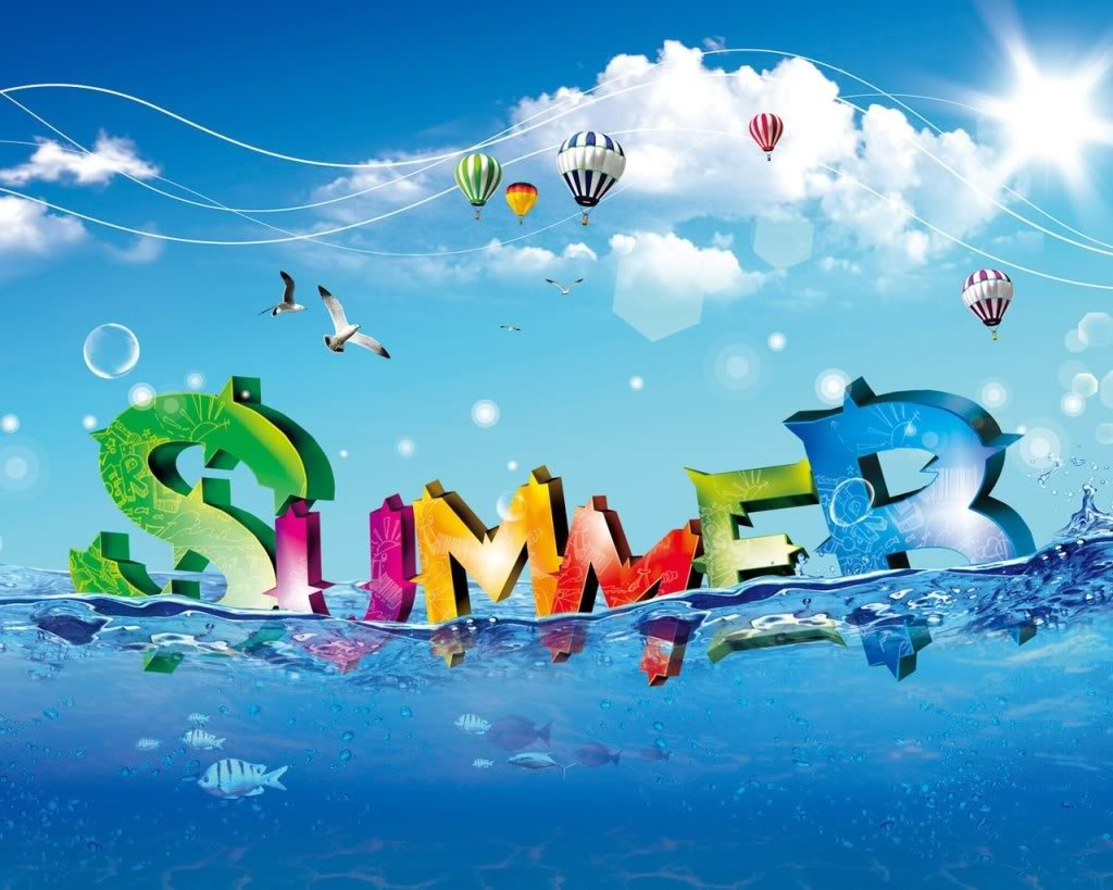 """""""Summer Time"""""""