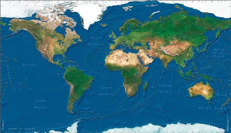 geography 意味