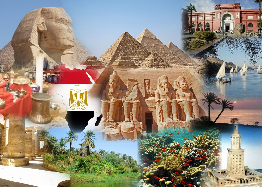 Places to Visit in Egypt!