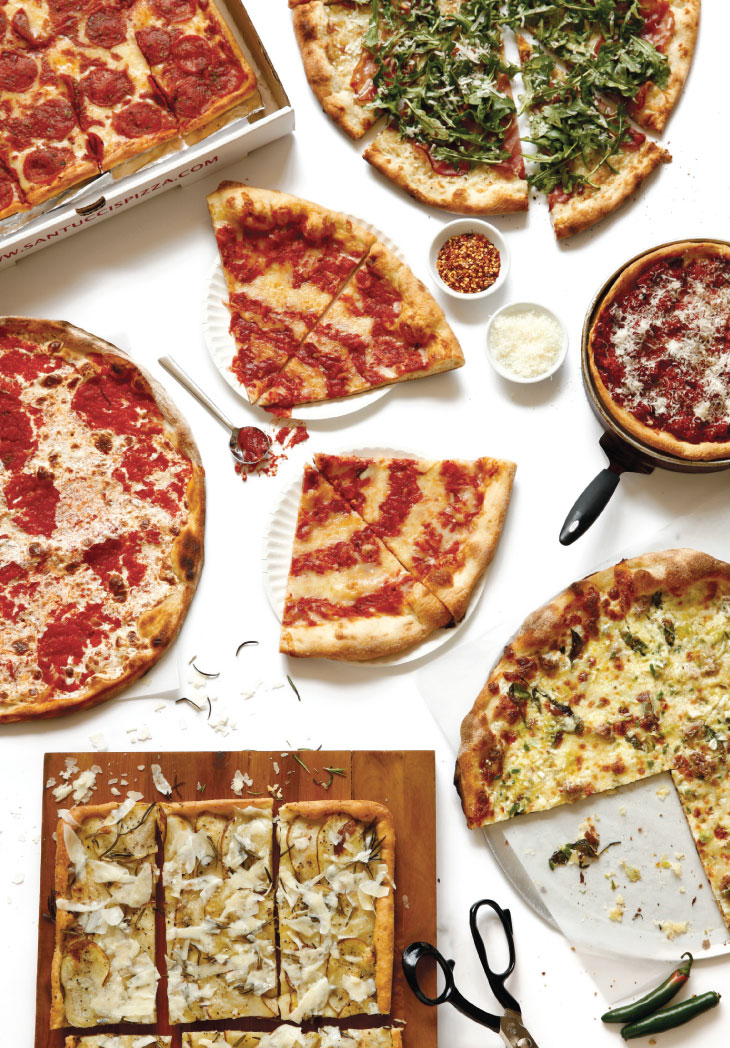 Any Way You Slice It: Best Pizza Choices in Philly