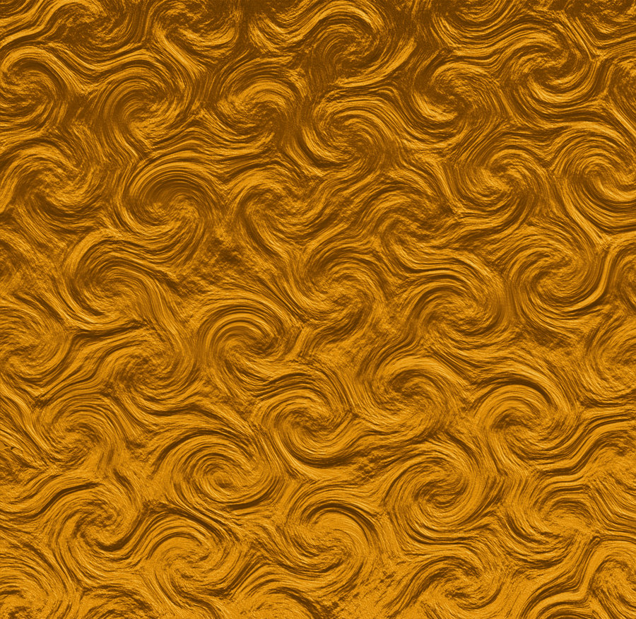 Golden Design Wallpaper : Luster is the way light interacts with surface of a c