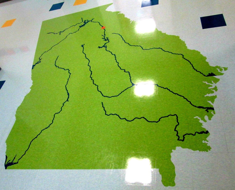 2nd Grade Regions of Georgia