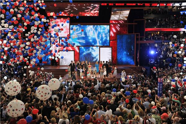 American Political Process: Republican Convention