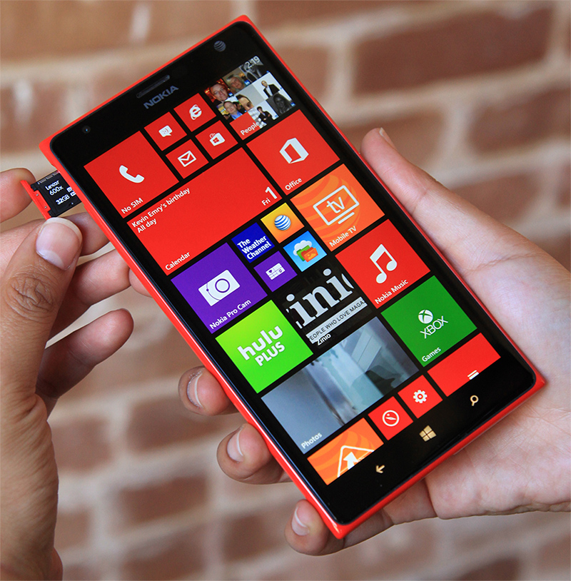 Store More with The Nokia Lumia 1520 | Microsoft Devices Blog