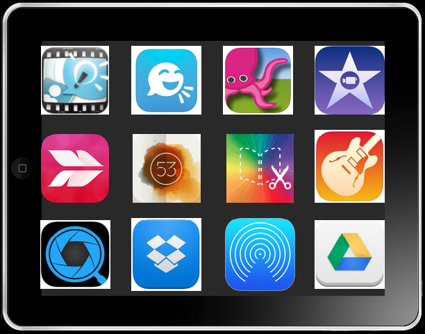 Unleashing Creativity: Greg Kulowiec App Smashing - from Beth Holland