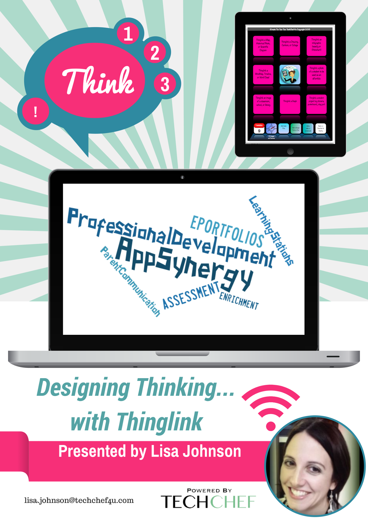 Designing Thinking with Thinglink