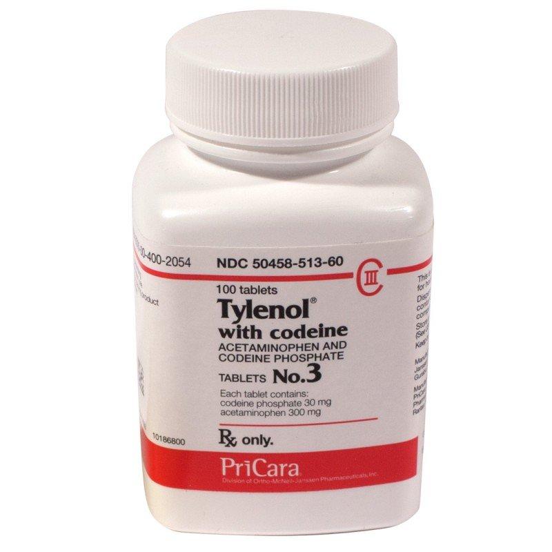 Tylenol  3