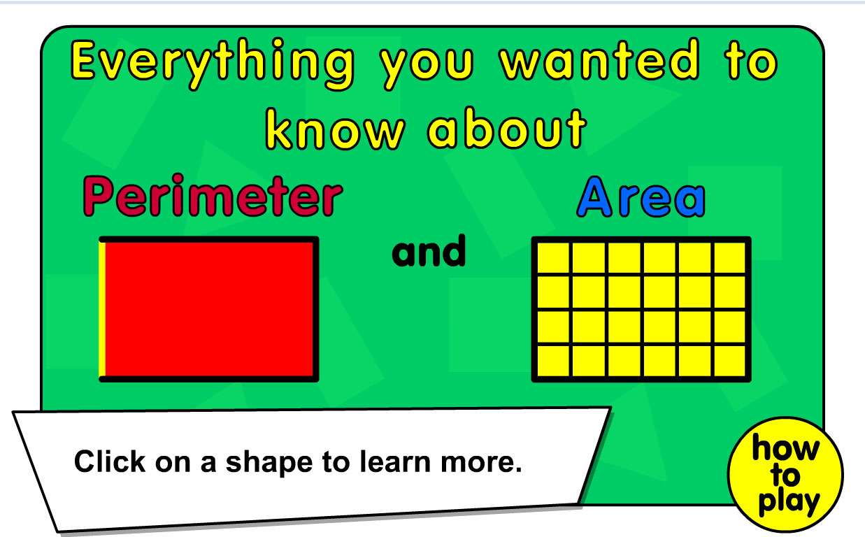 Area and perimeter thinglink