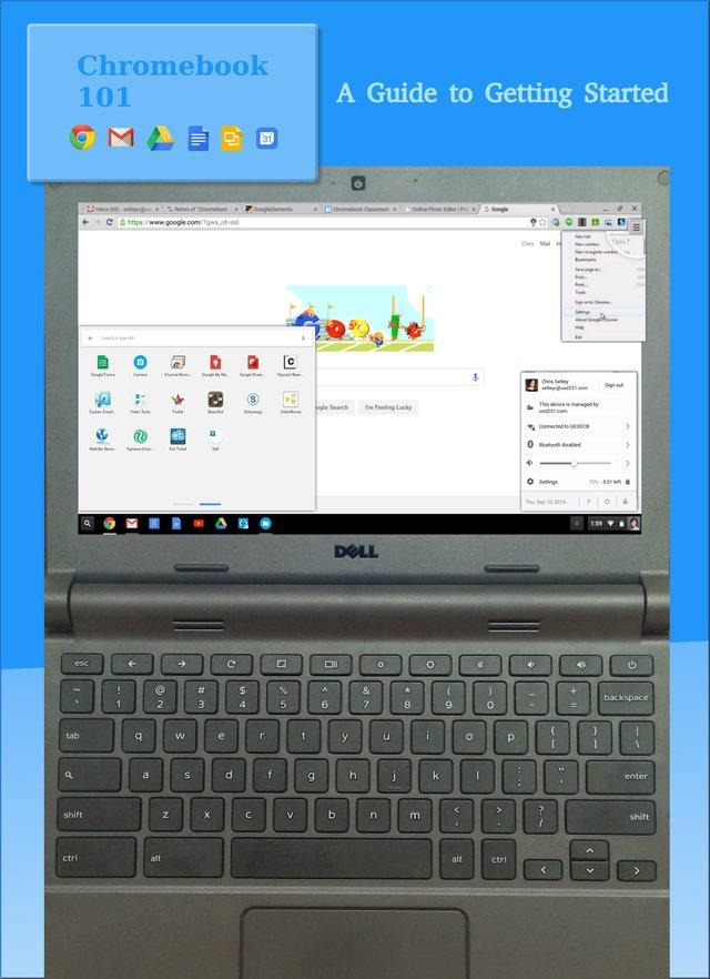 Chromebook 101: Getting Started