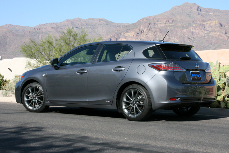lexus ct200h f sport macpherson strut suspension inde thinglink. Black Bedroom Furniture Sets. Home Design Ideas