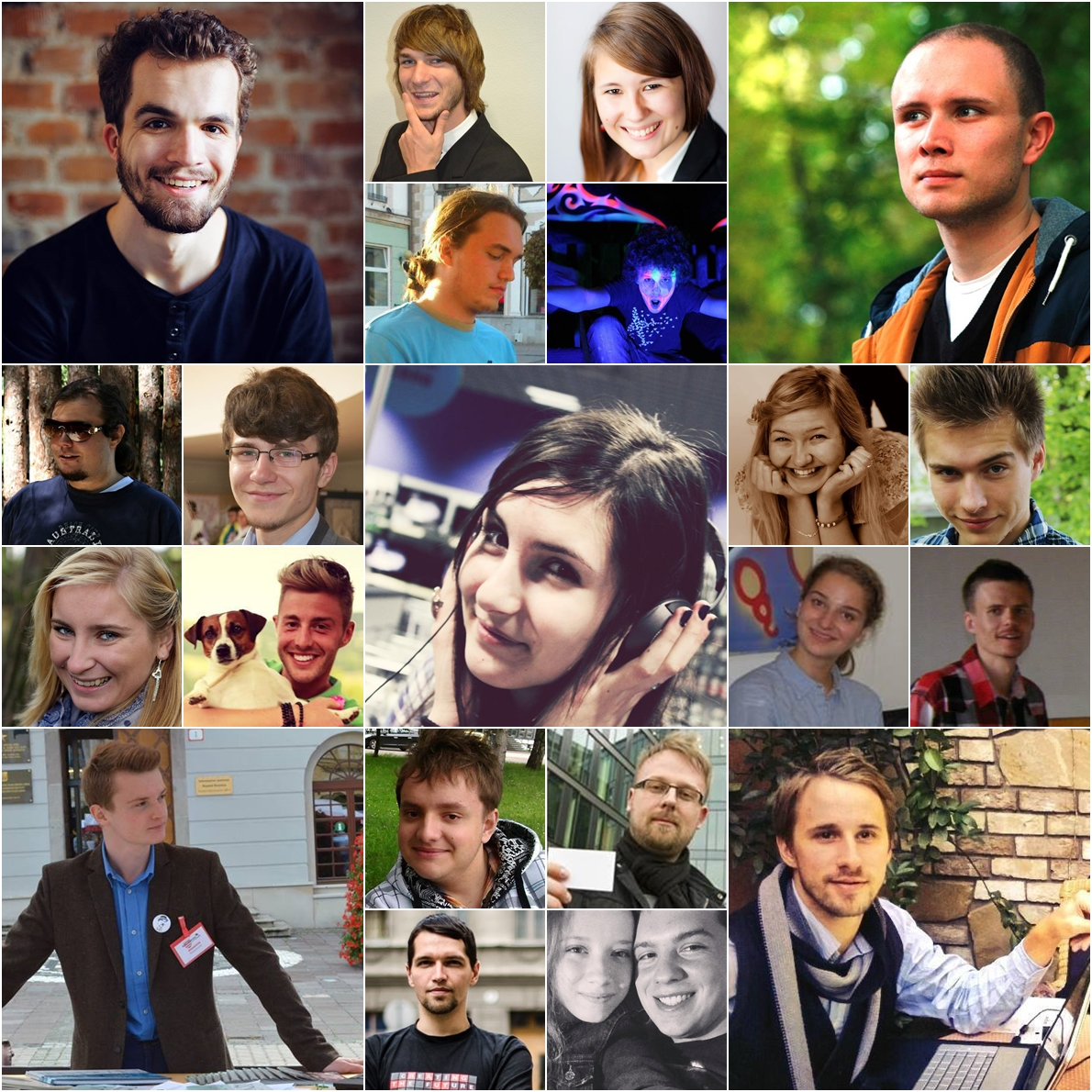 20 + 1 inšpiratívnych mladých ľudí, kt sa oplatí spoznať!
