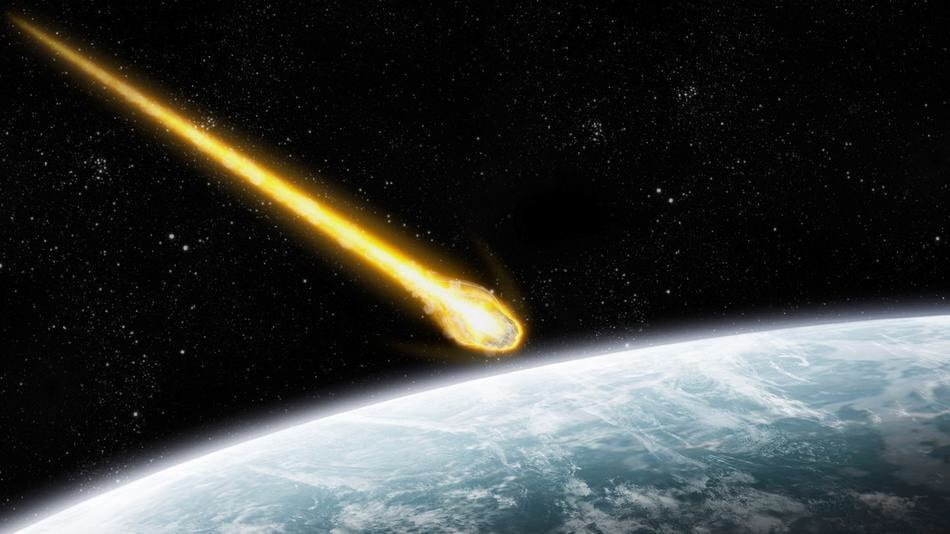 An asteroid is objects revolving around the sun that are...