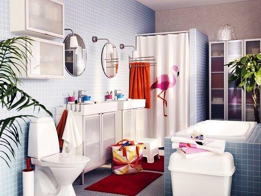 Partes del ba o lavabo inodoro ba era toalla armario - Toallas de bano ikea ...
