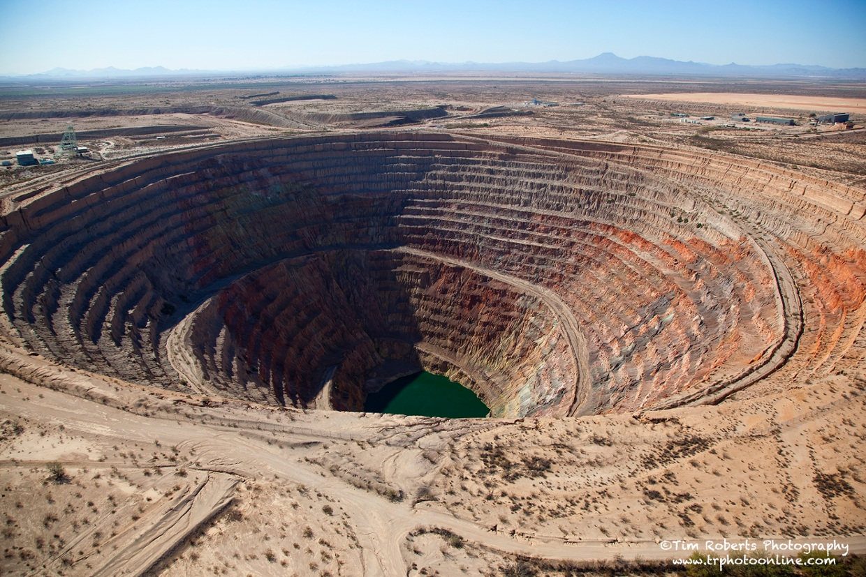 features of open pit mining Literature, the short-term planning problem for open-pit mines has not been as widely  table 1 compares the features modelled across the short-term planning .