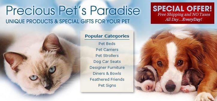 Precious Pets Paradise : Pets Products