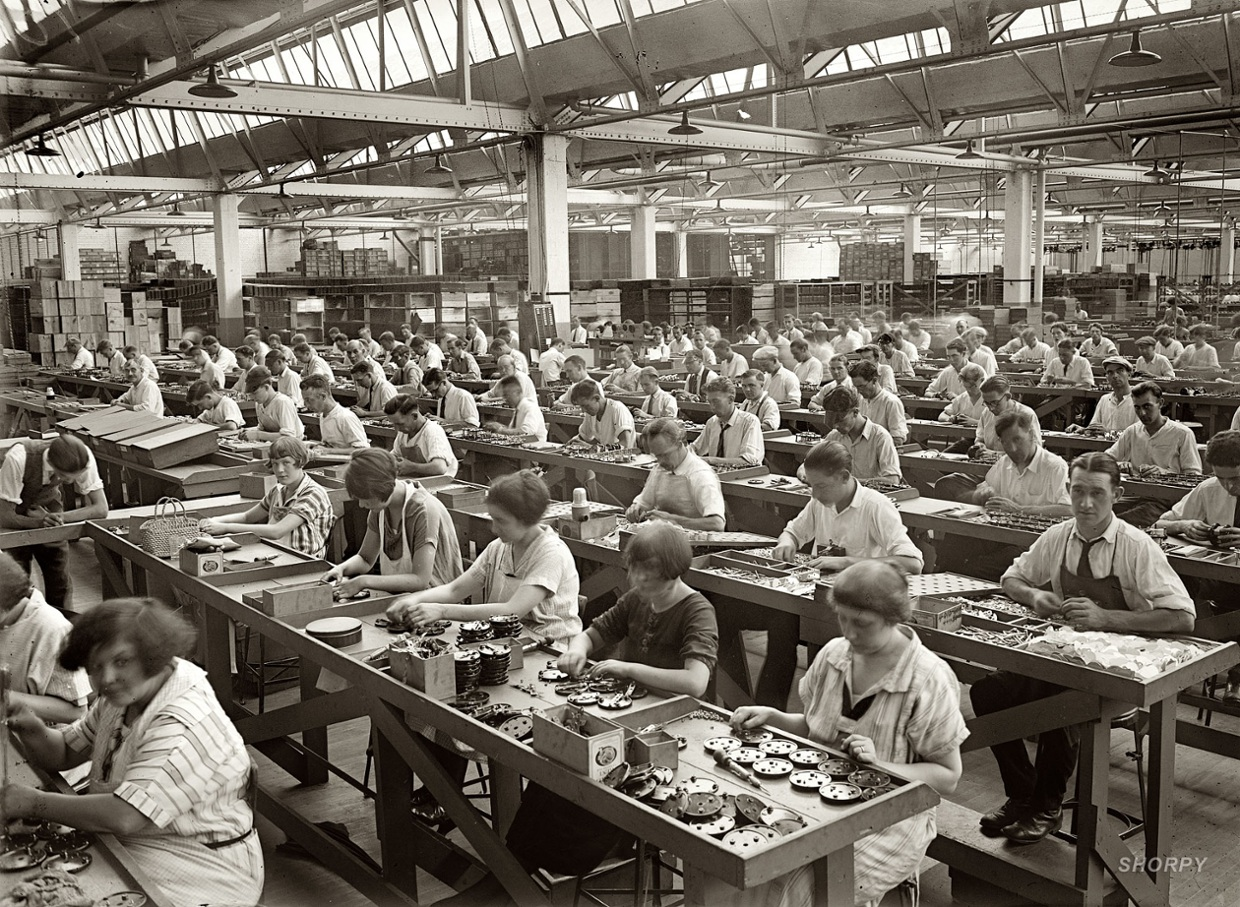 sweatshops during the industrial revolution thinglink