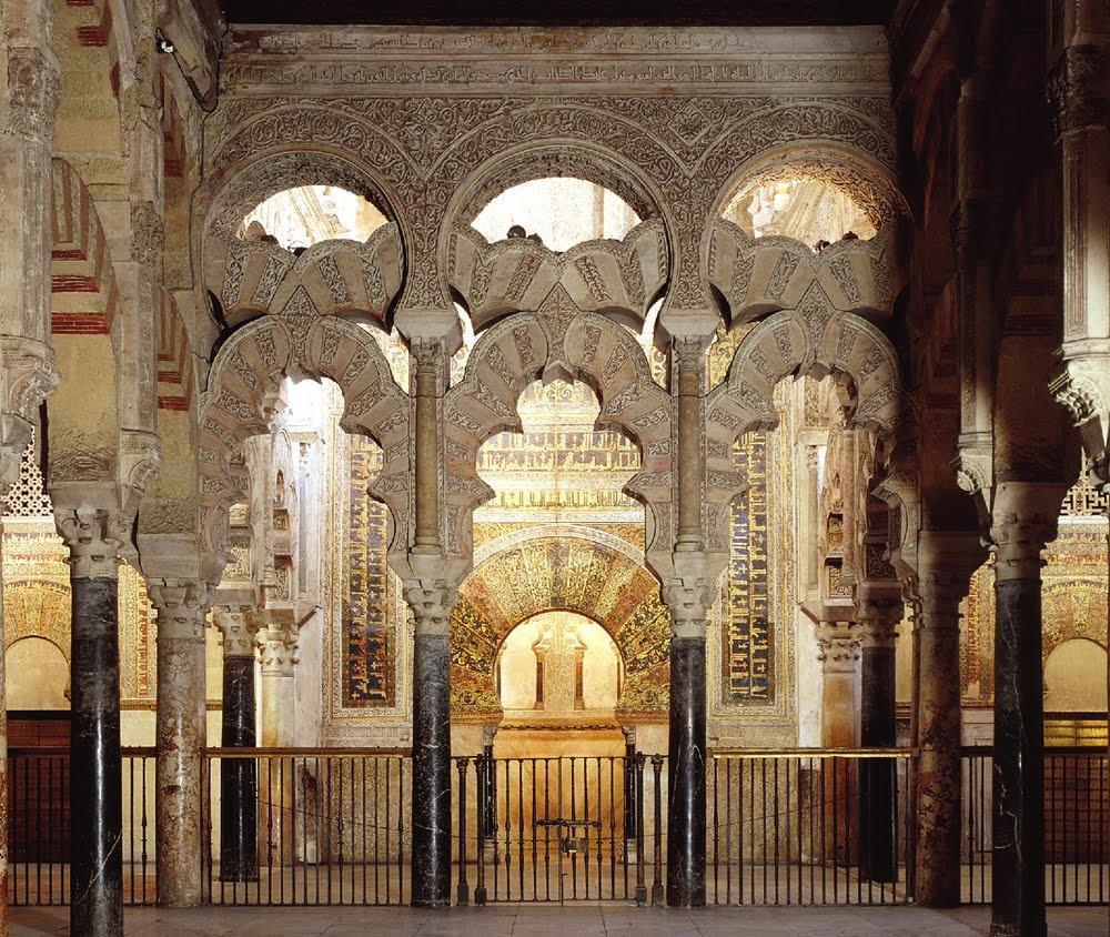Interior de la mezquita de c rdoba thinglink - Mezquita de cordoba visita nocturna ...
