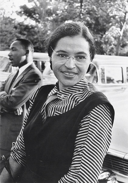 Rosa Parks - ThingLink