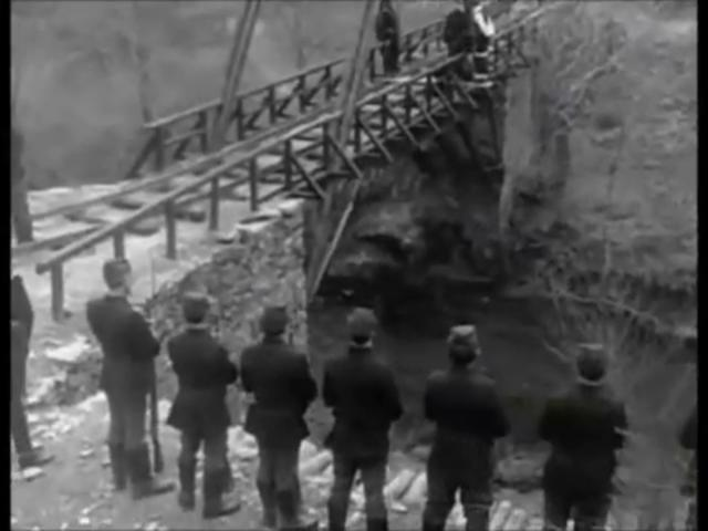 a look at an occurrence at owl creek bridge by ambrose bierce An occurrence at owl creek bridge  ambrose bierce  a man stood upon a railroad bridge in northern alabama, looking down into the swift water twenty feet below.