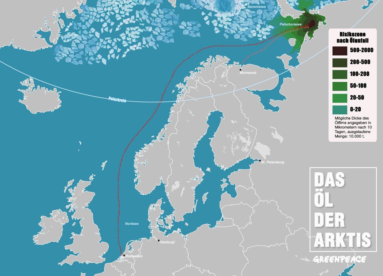 Das Öl der Arktis