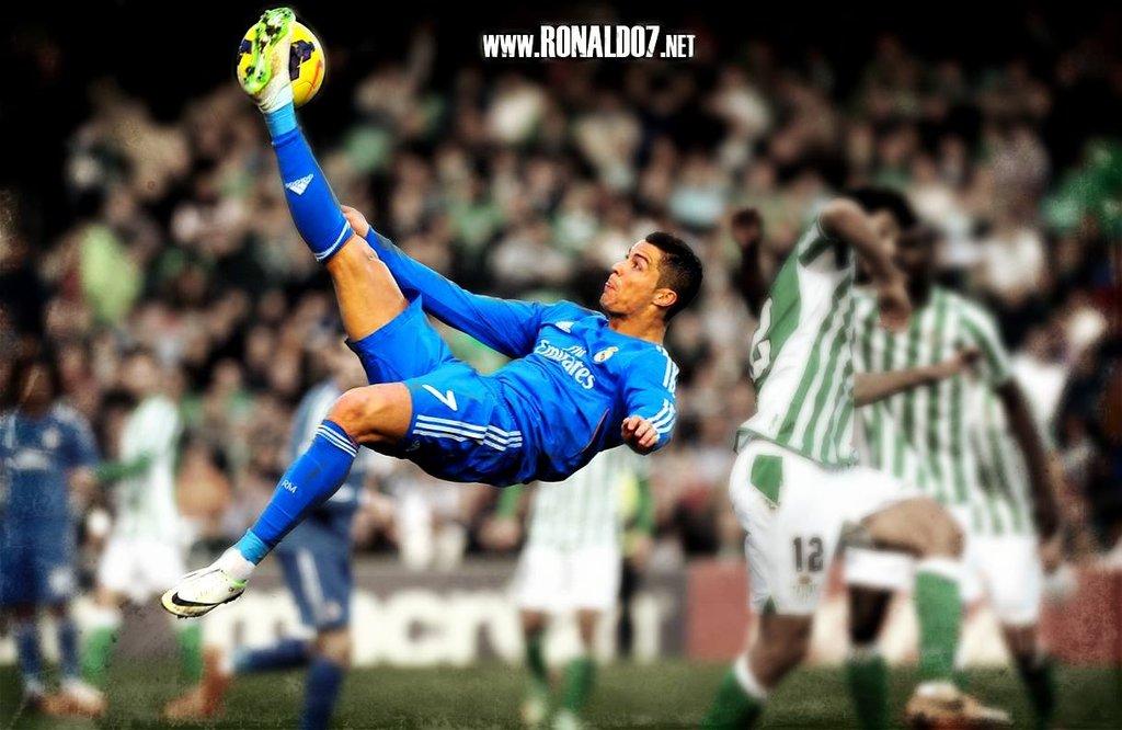 כריסטיאנו רונאלדו אחד השחקנים הגדולים ביותר בתולדות ...