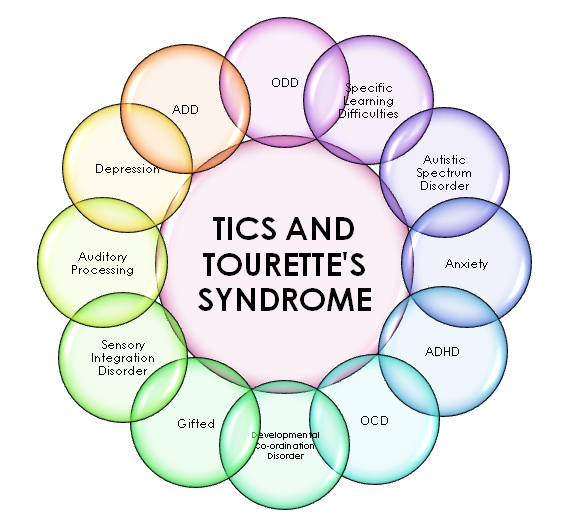 Tourette 39 S Syndrome Thinglink