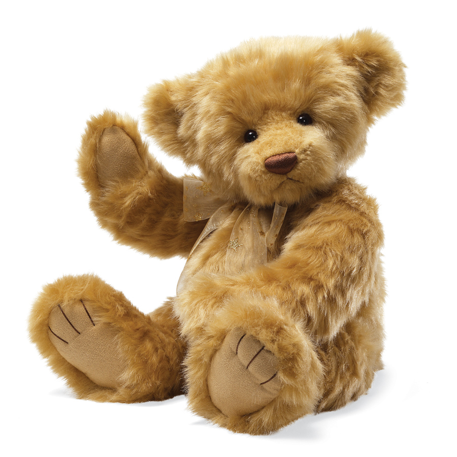 The poem about the teddy bear had alliteration.