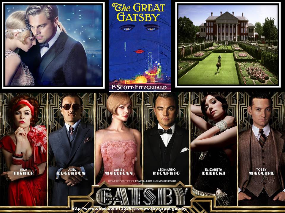 Study of 'The Great Gatsby'