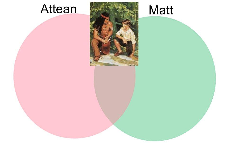 Character Venn Diagram