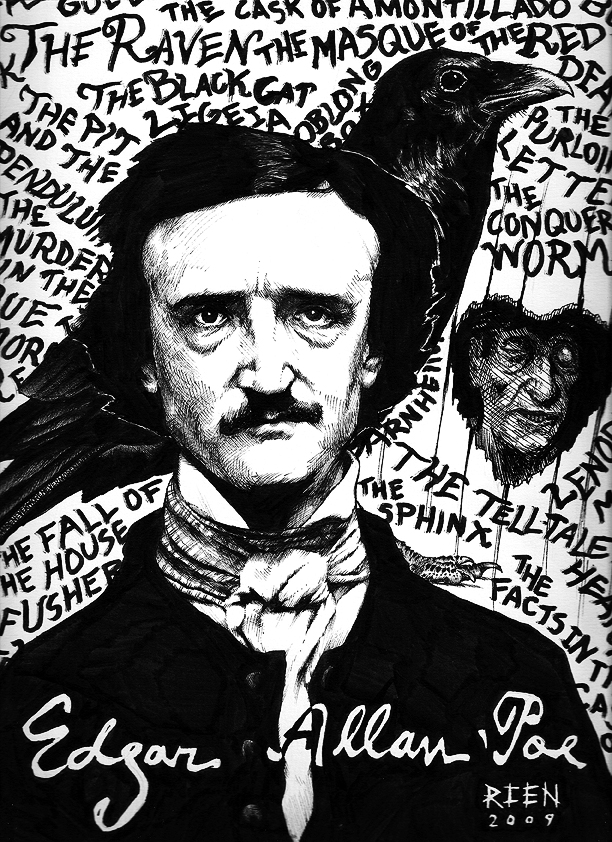 a biography of edgar allan poe an american author poet editor and literary critic considered part of Edgar allen poe- he was an american author, poet, editor, and literary critic,  considered  from what i've read atleast, he considered this to be the most  natural looking photo  dark side of the net goth and halloween links: edgar  allan poe month  american author/philosopher, ralph waldo emerson, was  born on may.