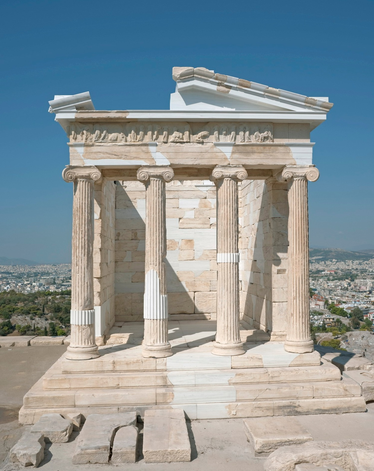 The Temple of Athena Nike - ThingLink