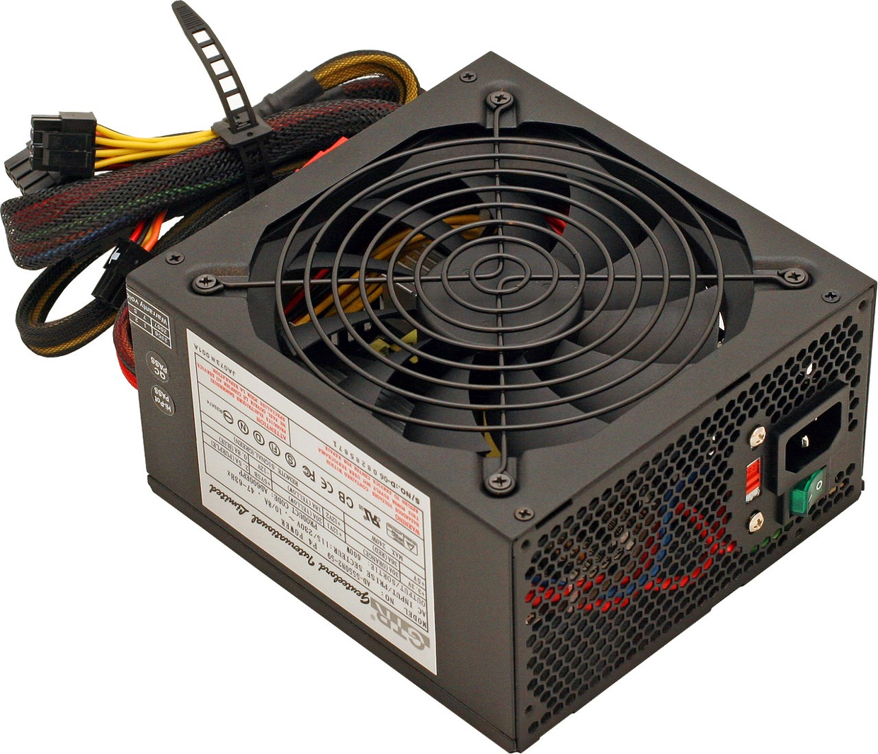 How To Repair Computer Power Supply and Diagnose Fan