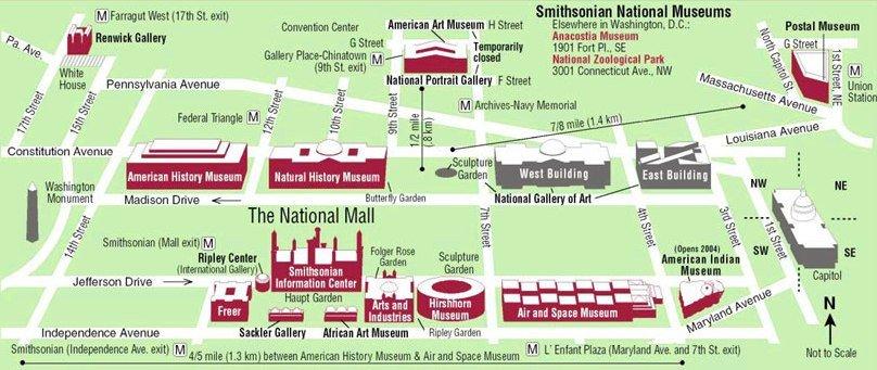 washington DC trip ThingLink – Washington Dc Tourist Map Printable