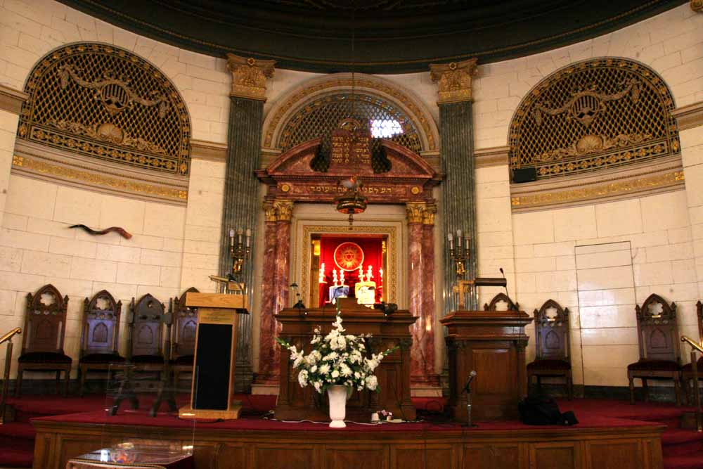 Rabbi S And Cantors Seats These Seats Are Where The Rabb