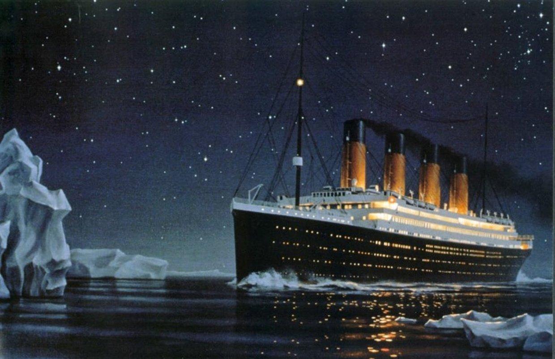 """تايتانك ؛ السفينة التي لا تغرق """"ترقد في قاع المحيط""""!! Scaletowidth"""