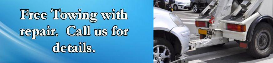 Clearwater Auto Referral : Auto Body Repair in Clearwater