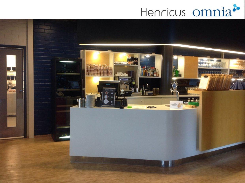 Ravintola Henricus, Omnia, Kirkkokatu 16 A, Espoo