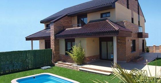 My house xoel l thinglink for Fachadas casas unifamiliares