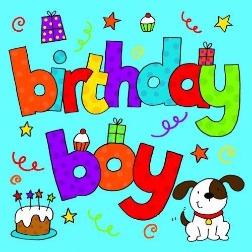 Boy Birthday Card
