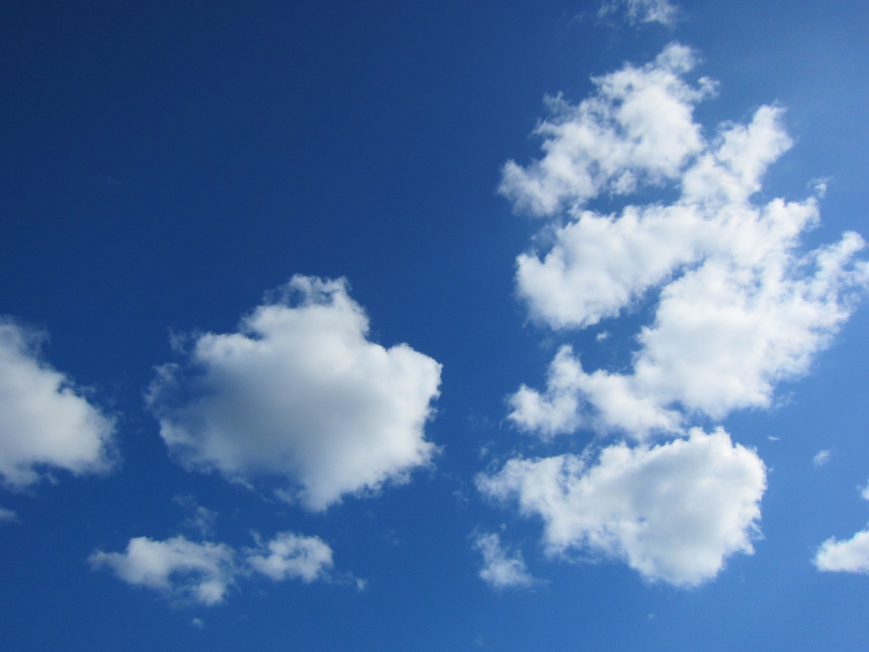 Wortwolken am Himmel!