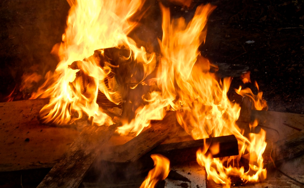 Wood Burning Is An Example Of A Chemical Change Because Y Thinglink